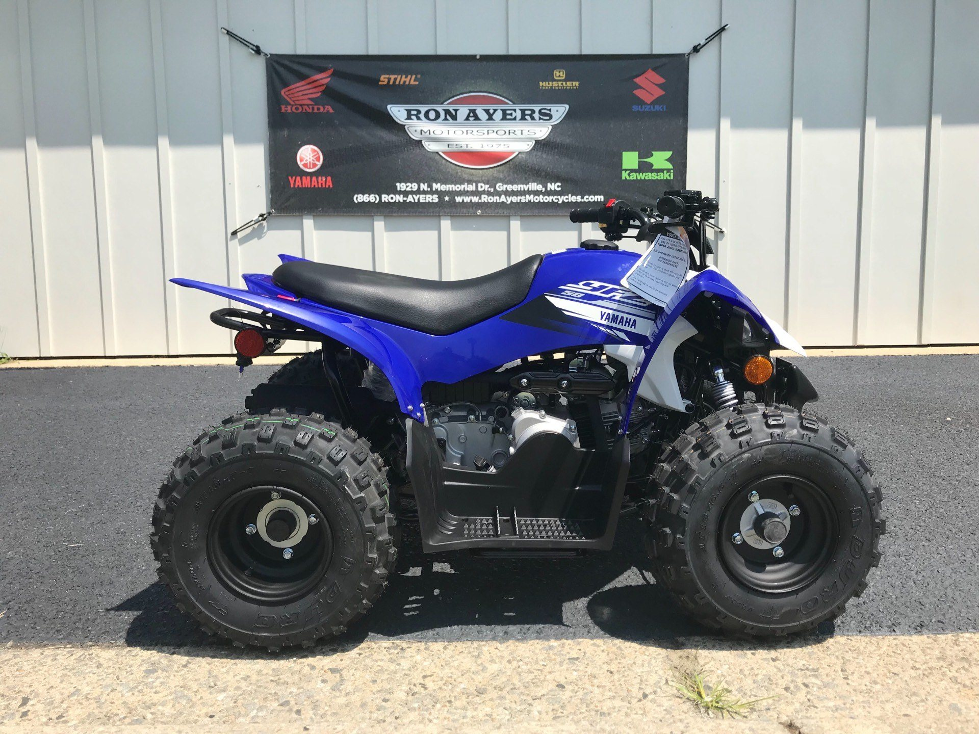 2019 Yamaha YFZ50 in Greenville, North Carolina - Photo 1
