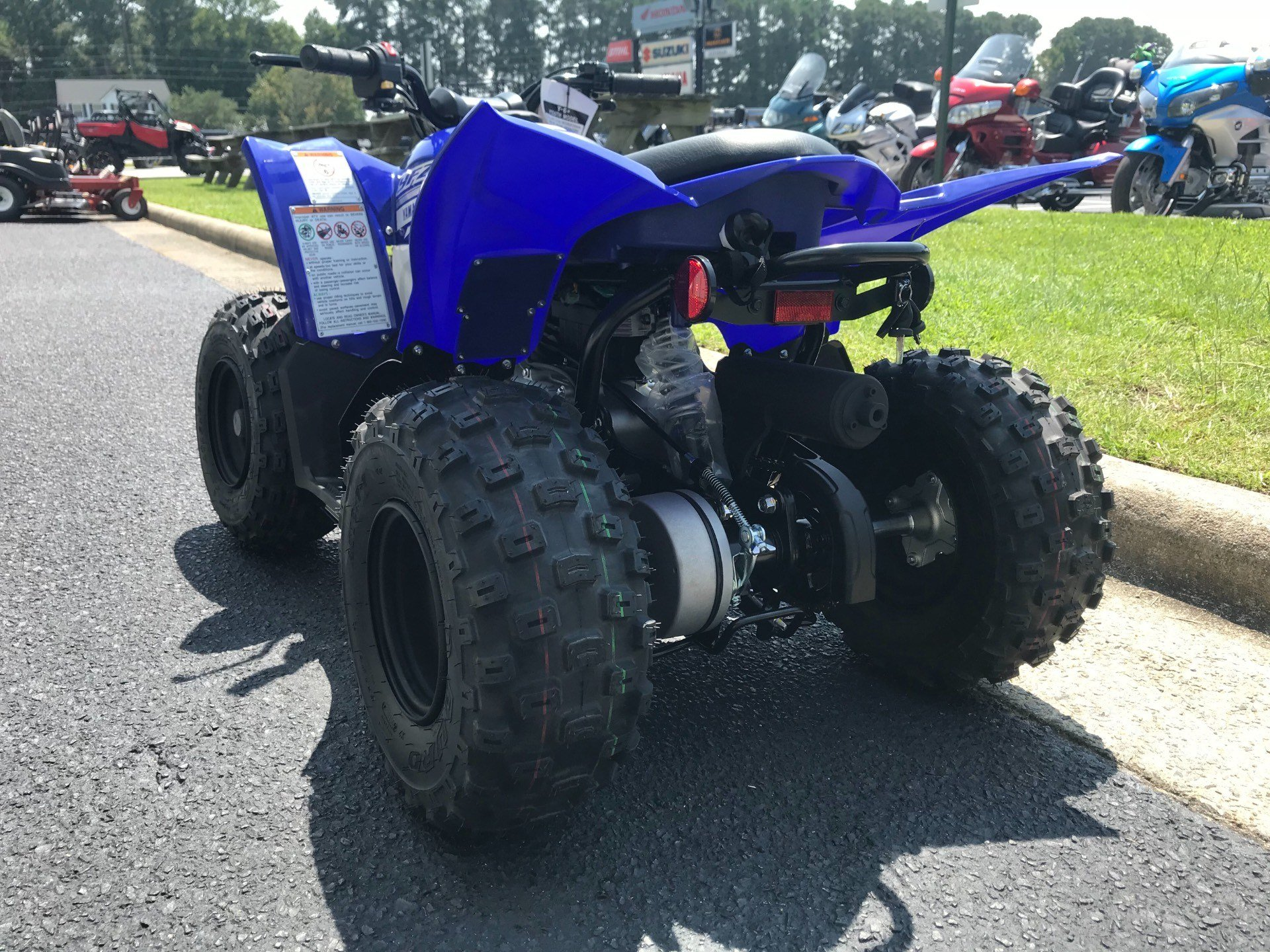 2019 Yamaha YFZ50 in Greenville, North Carolina - Photo 8