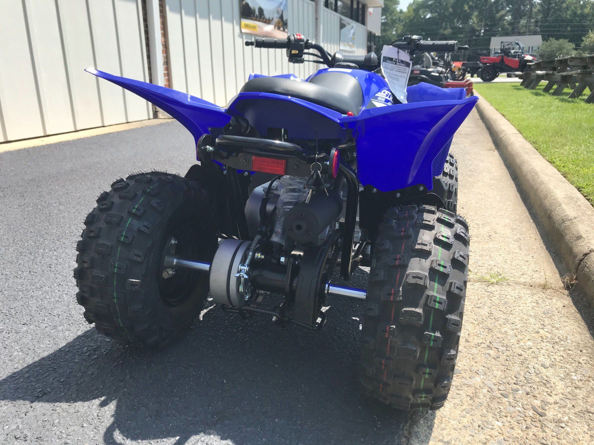 2019 Yamaha YFZ50 in Greenville, North Carolina - Photo 9