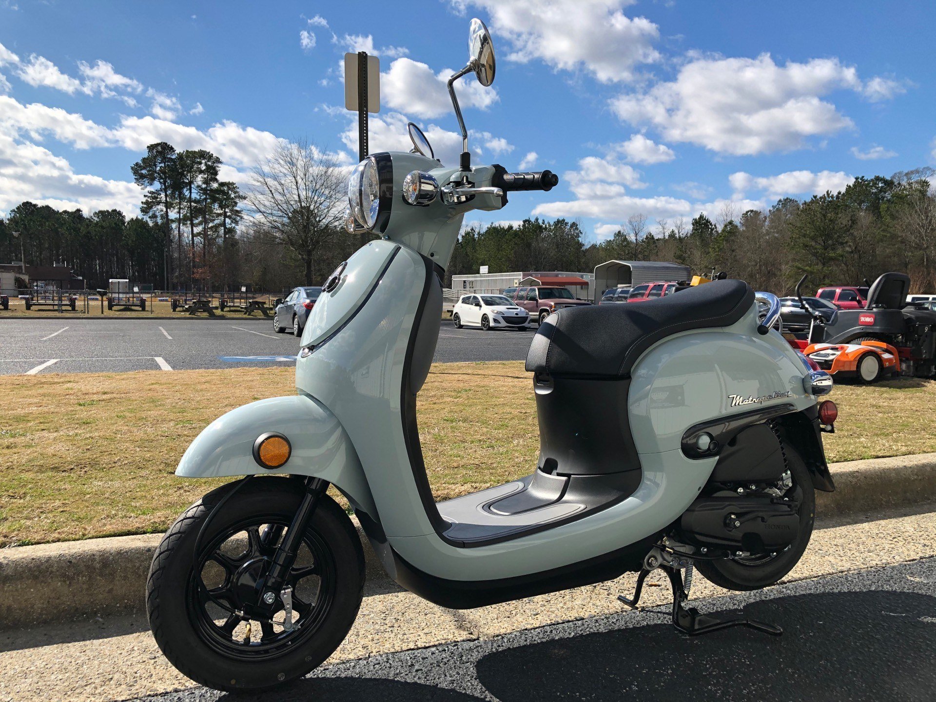 2020 Honda Metropolitan in Greenville, North Carolina - Photo 6