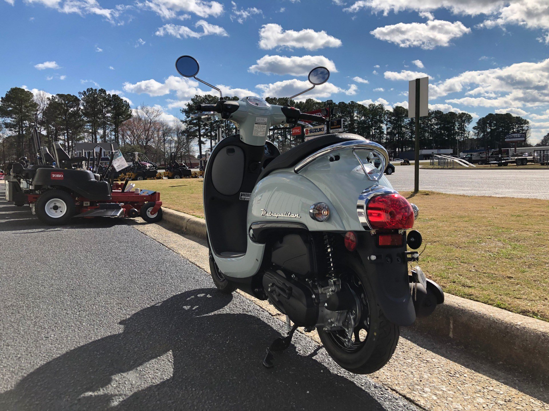 2020 Honda Metropolitan in Greenville, North Carolina - Photo 9