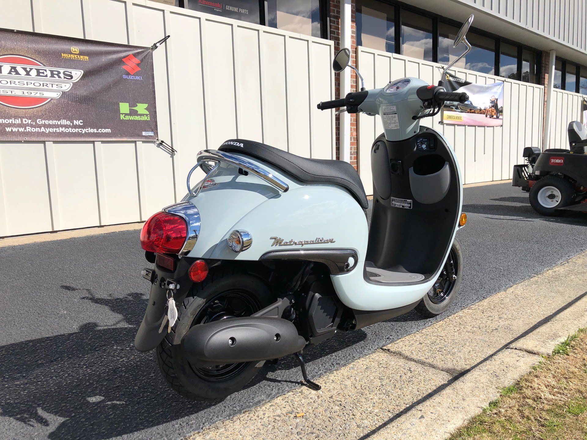 2020 Honda Metropolitan in Greenville, North Carolina - Photo 11