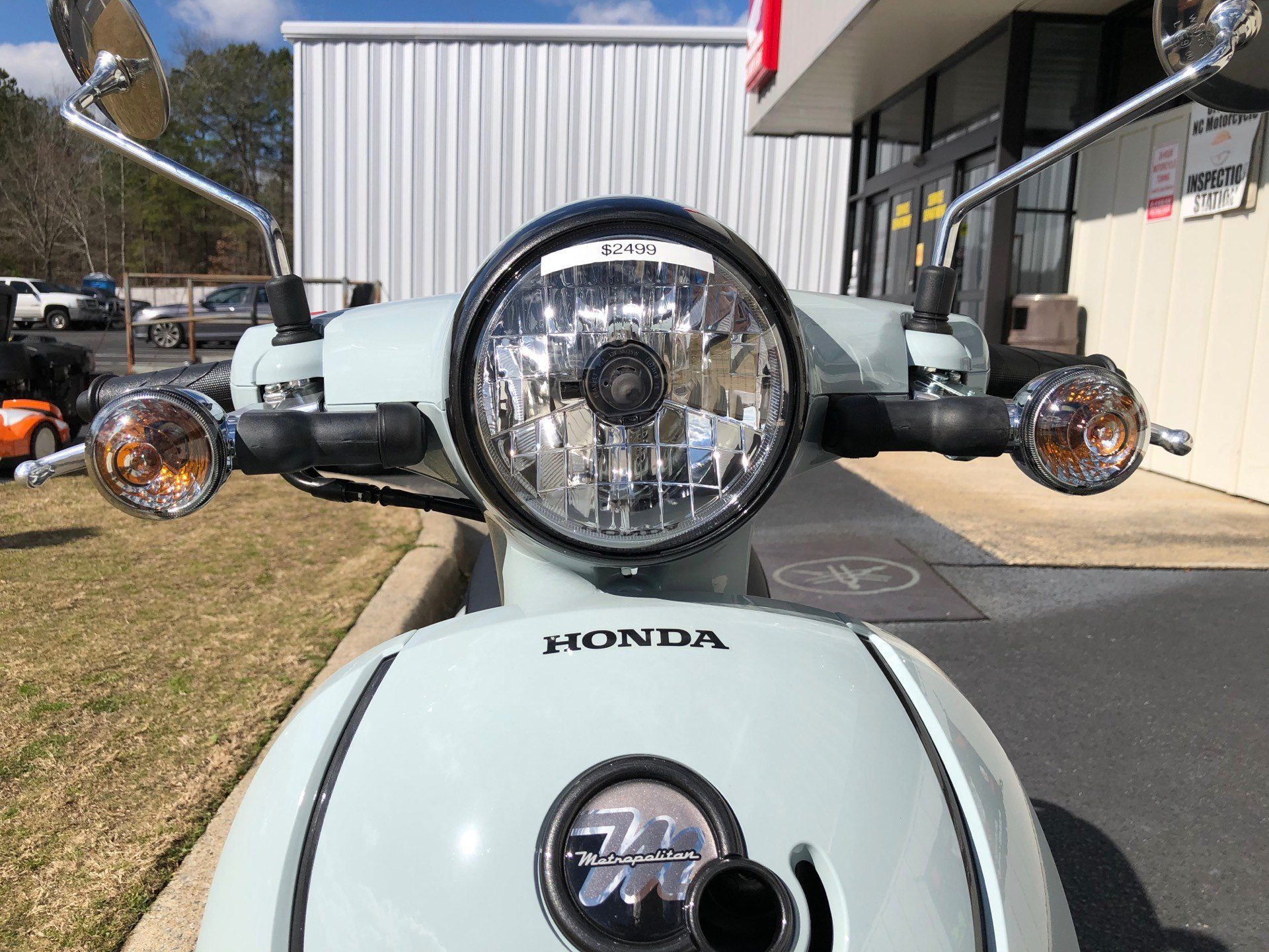 2020 Honda Metropolitan in Greenville, North Carolina - Photo 13