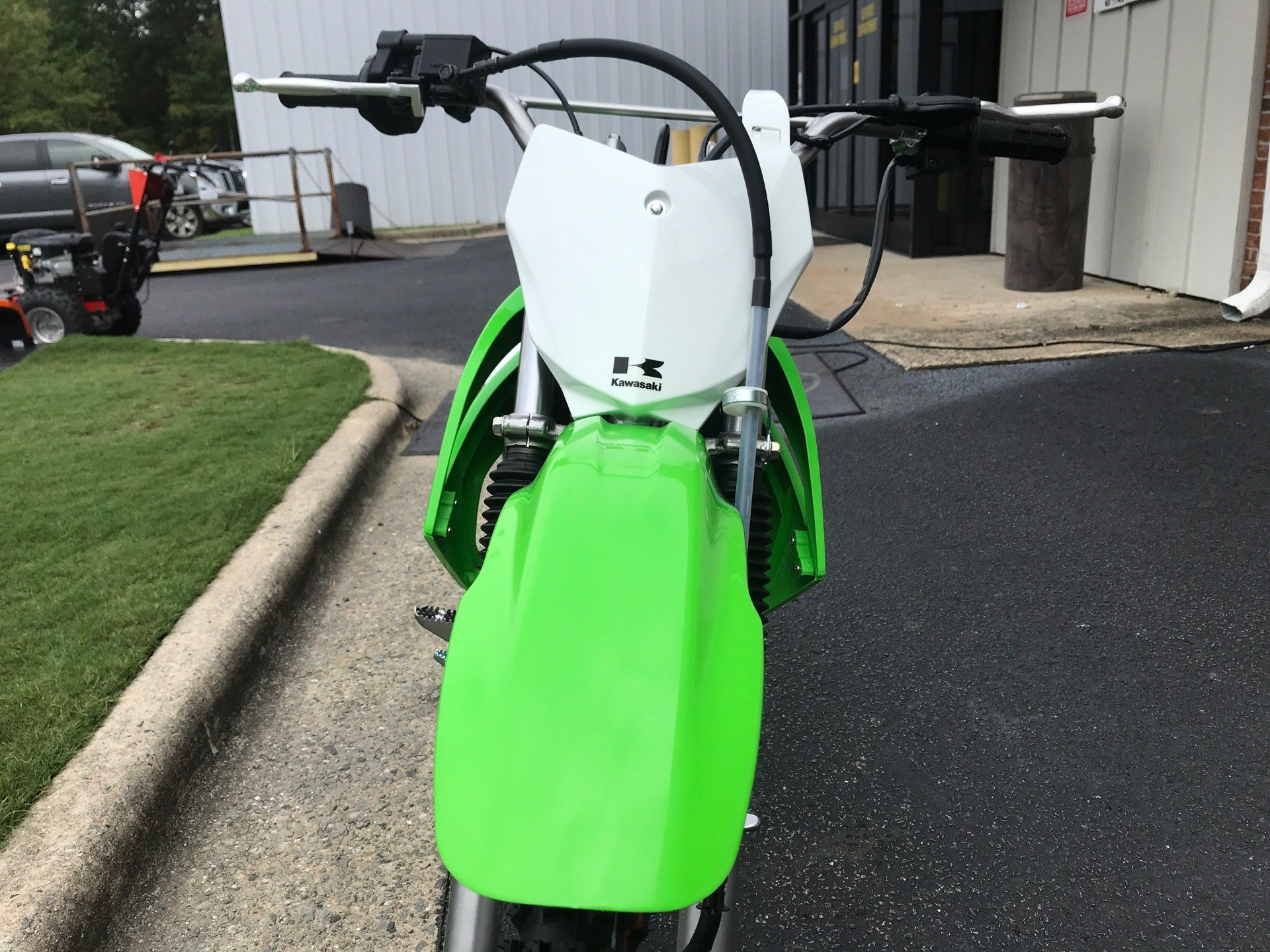 2021 Kawasaki KLX 140R L in Greenville, North Carolina - Photo 9