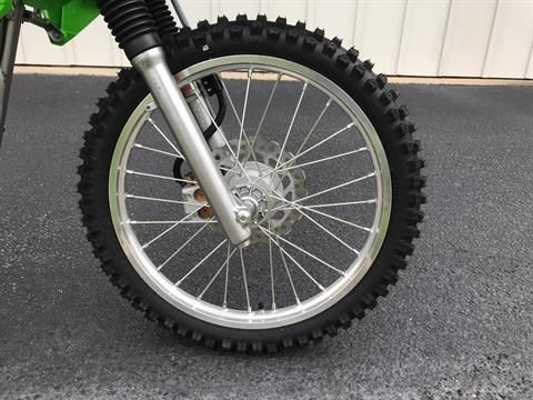 2021 Kawasaki KLX 140R L in Greenville, North Carolina - Photo 10