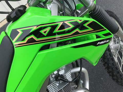 2021 Kawasaki KLX 140R L in Greenville, North Carolina - Photo 11
