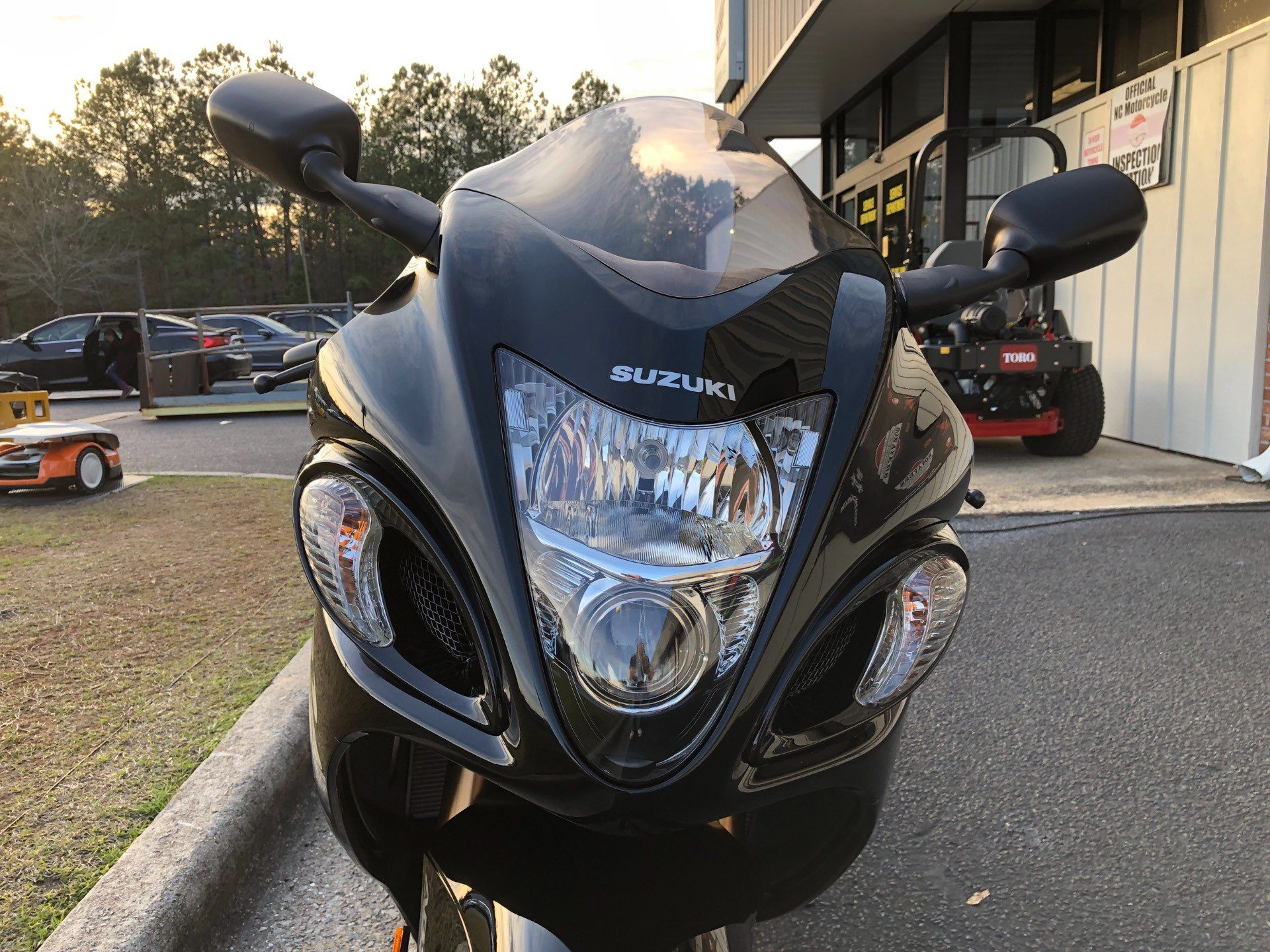 2019 Suzuki Hayabusa in Greenville, North Carolina - Photo 12