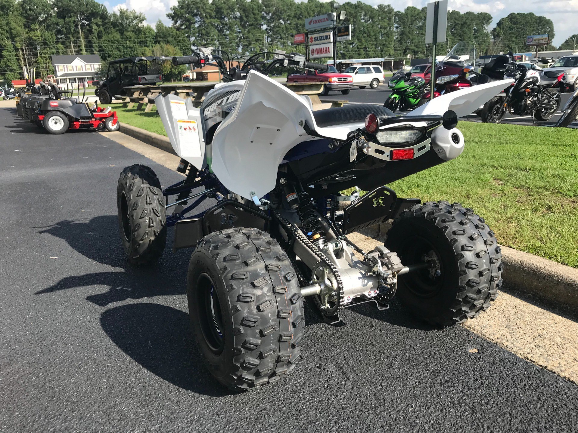 2019 Yamaha Raptor 700R SE in Greenville, North Carolina - Photo 13