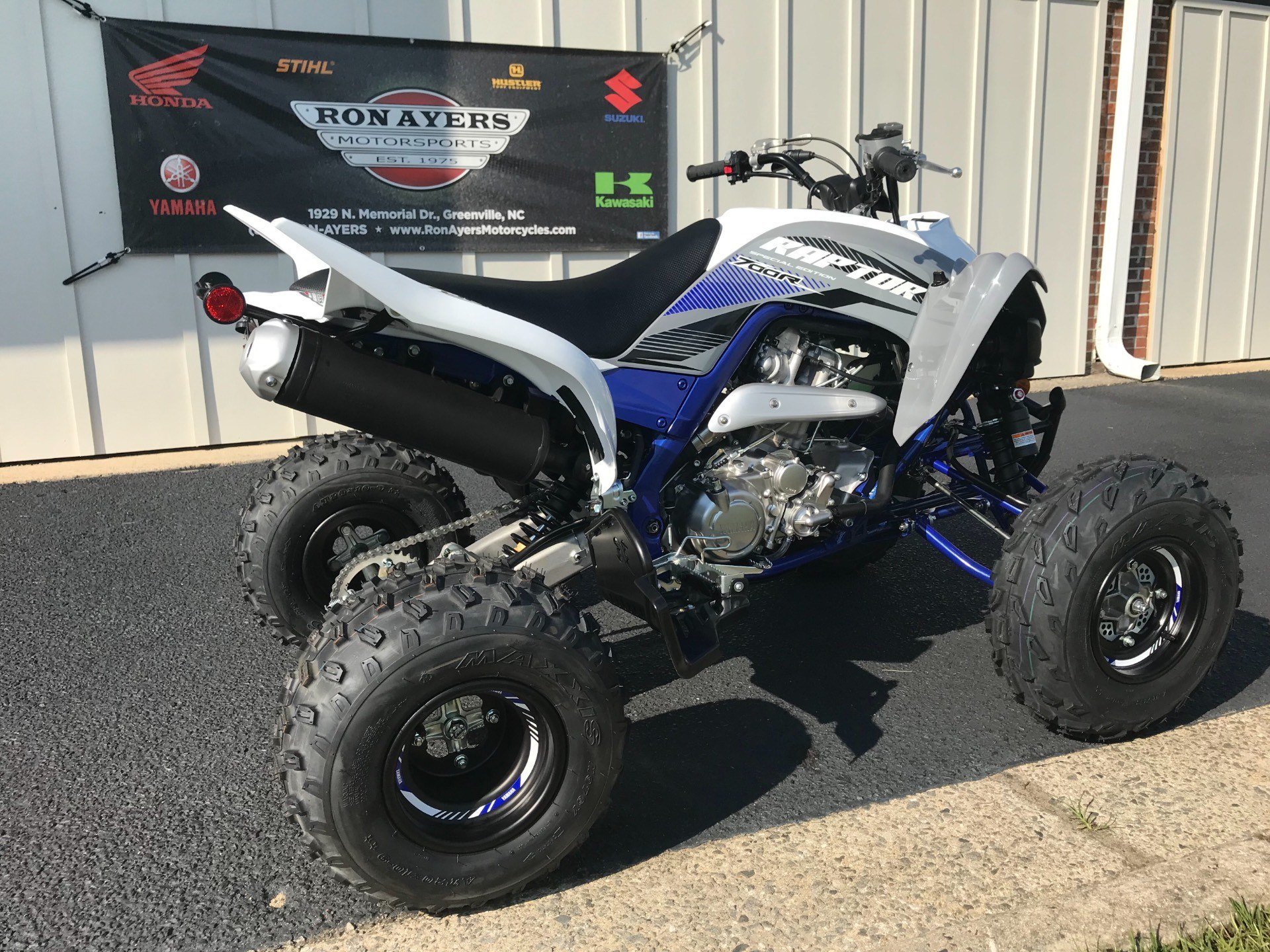 2019 Yamaha Raptor 700R SE in Greenville, North Carolina - Photo 16