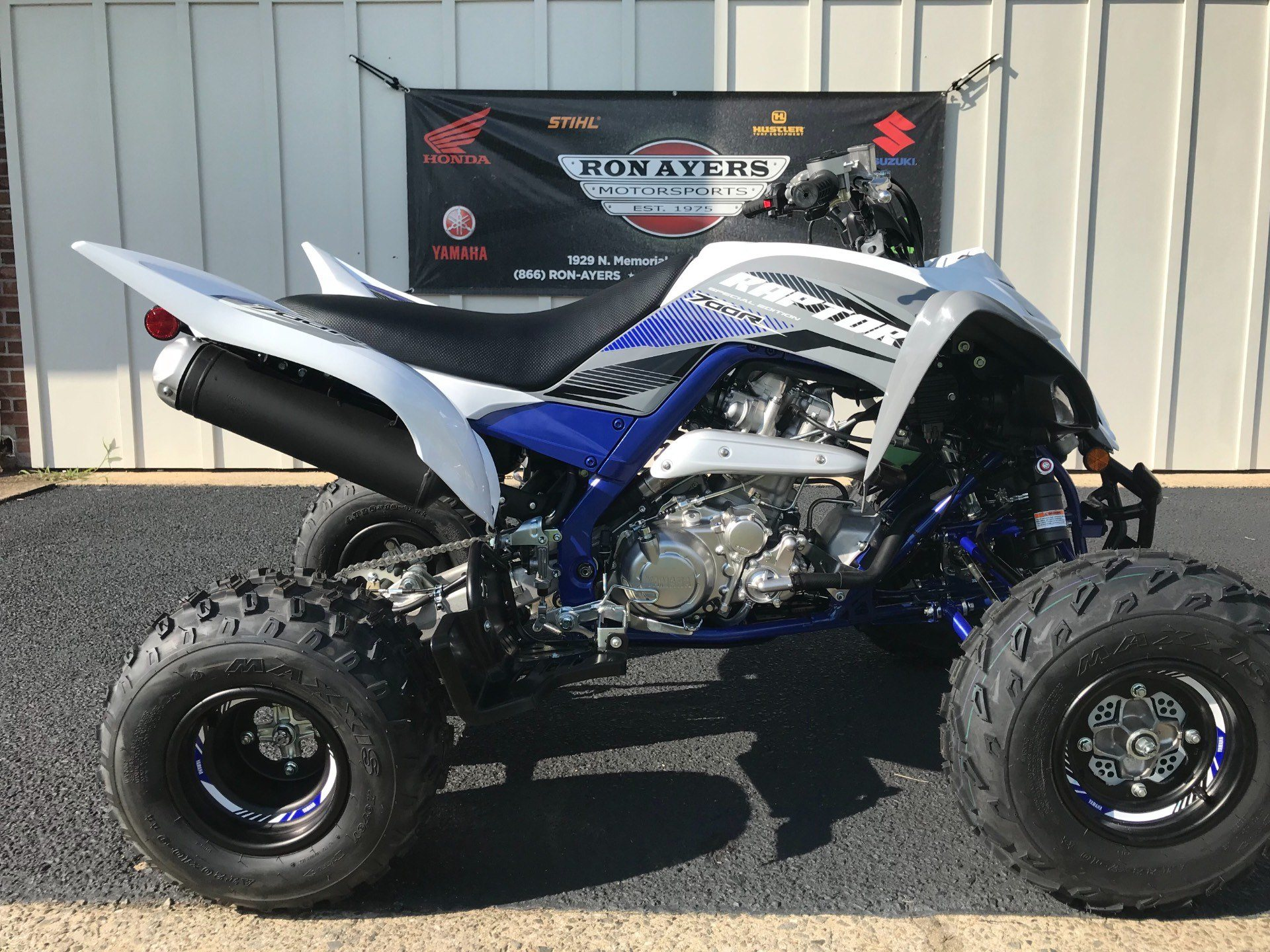 2019 Yamaha Raptor 700R SE in Greenville, North Carolina - Photo 26