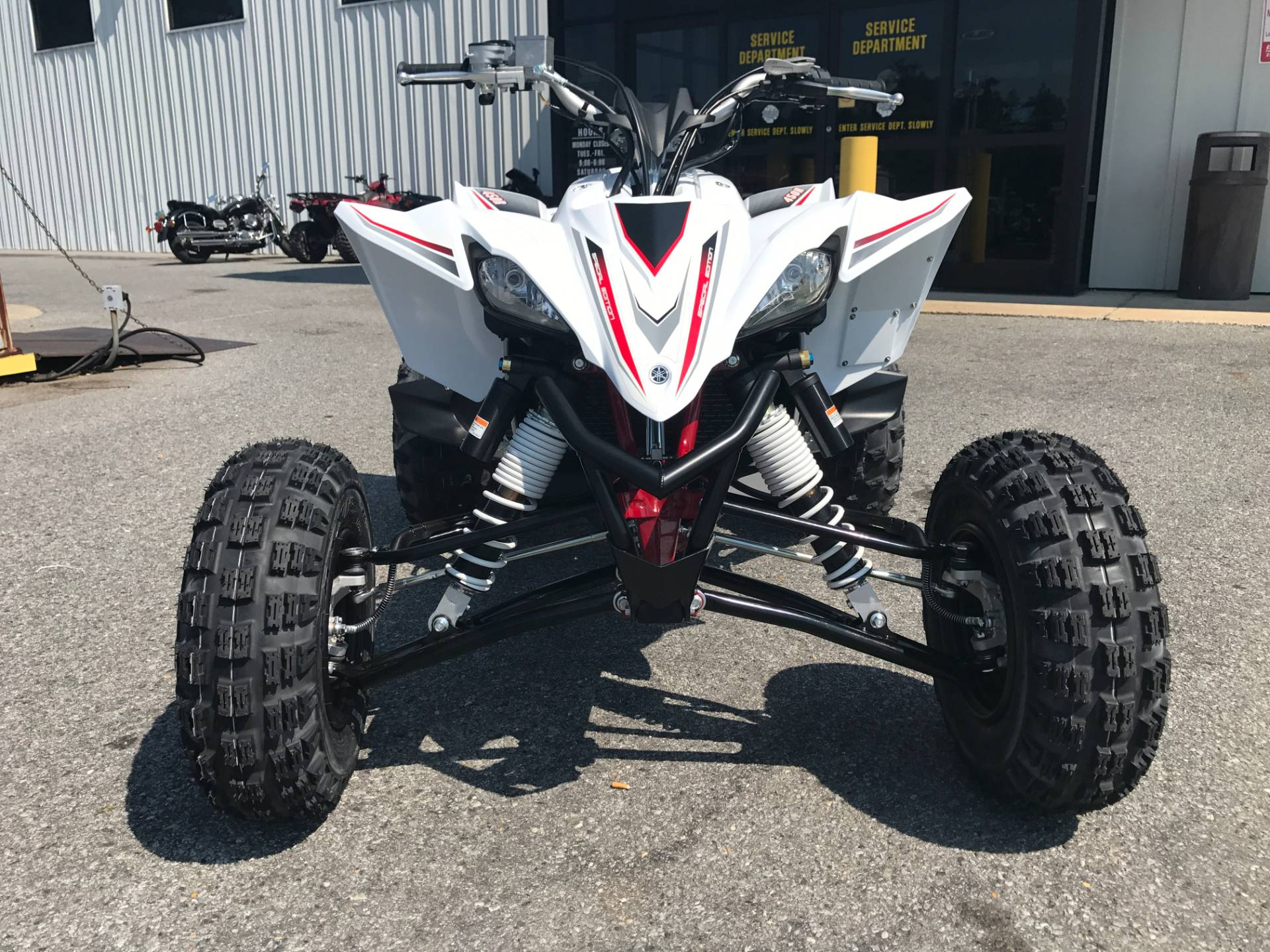 2018 Yamaha YFZ450R SE in Greenville, North Carolina