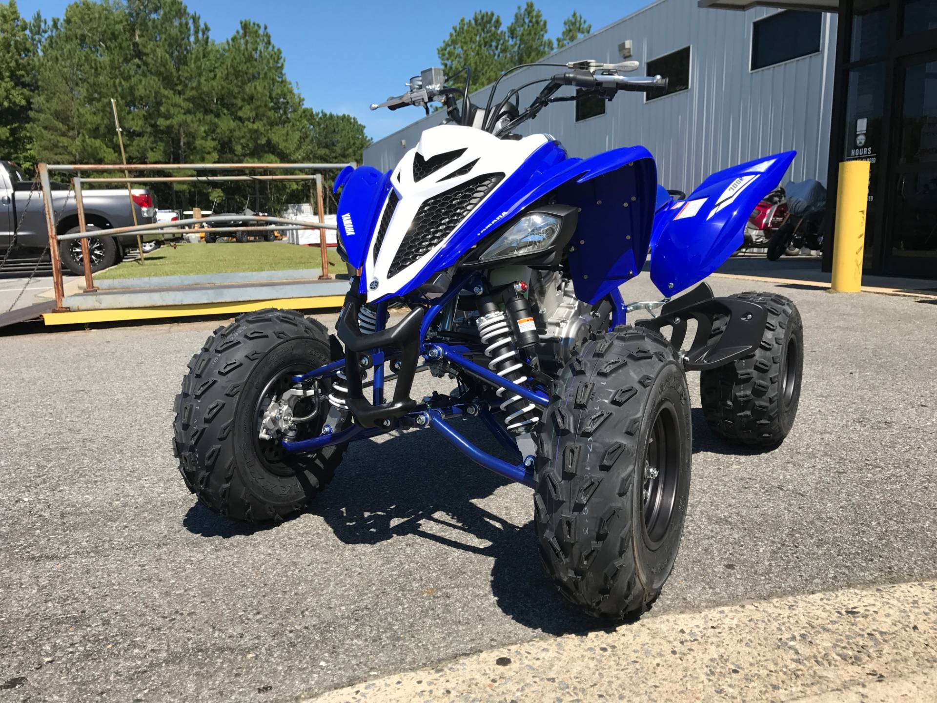 2018 Yamaha Raptor 700R in Greenville, North Carolina - Photo 3