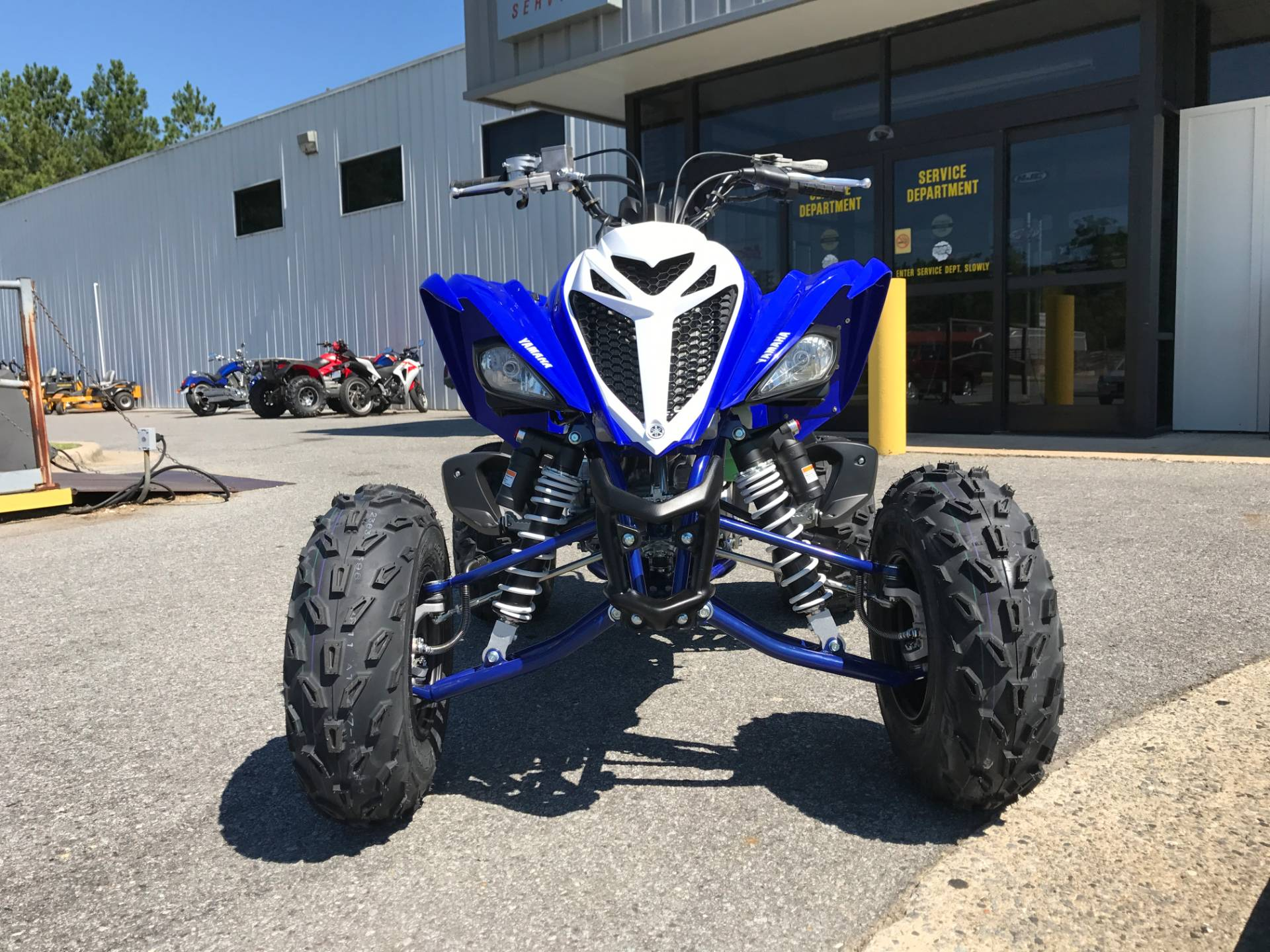 2018 Yamaha Raptor 700R in Greenville, North Carolina - Photo 4