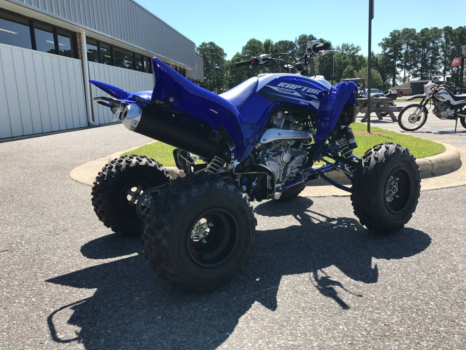2018 Yamaha Raptor 700R in Greenville, North Carolina - Photo 9