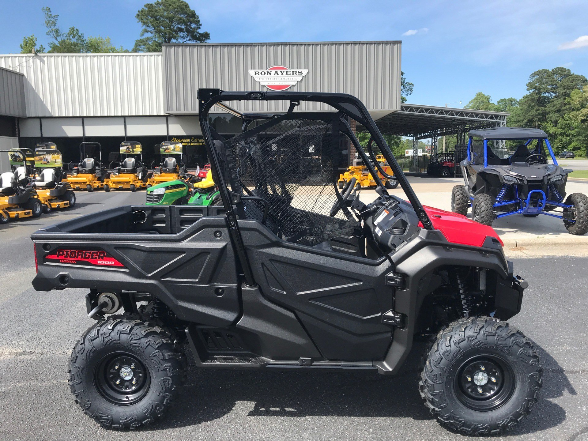 2020 Honda Pioneer 1000 in Greenville, North Carolina - Photo 1