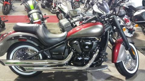 2016 Kawasaki Vulcan 900 Classic in Greenville, North Carolina