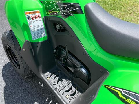 2019 Kawasaki KFX 90 in Greenville, North Carolina - Photo 11