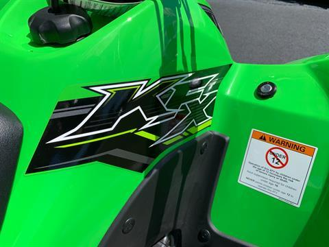 2019 Kawasaki KFX 90 in Greenville, North Carolina - Photo 16