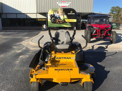 2021 Hustler Turf Equipment FasTrak 60 in. Kohler 7500 EFI 27 hp in Greenville, North Carolina - Photo 1
