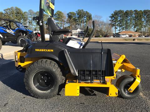 2021 Hustler Turf Equipment FasTrak 60 in. Kohler 7500 EFI 27 hp in Greenville, North Carolina - Photo 2