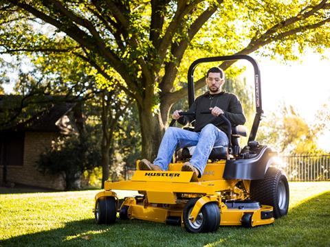 2021 Hustler Turf Equipment FasTrak 60 in. Kohler 7500 EFI 27 hp in Greenville, North Carolina - Photo 6