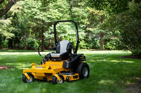 2021 Hustler Turf Equipment FasTrak 60 in. Kohler 7500 EFI 27 hp in Greenville, North Carolina - Photo 7