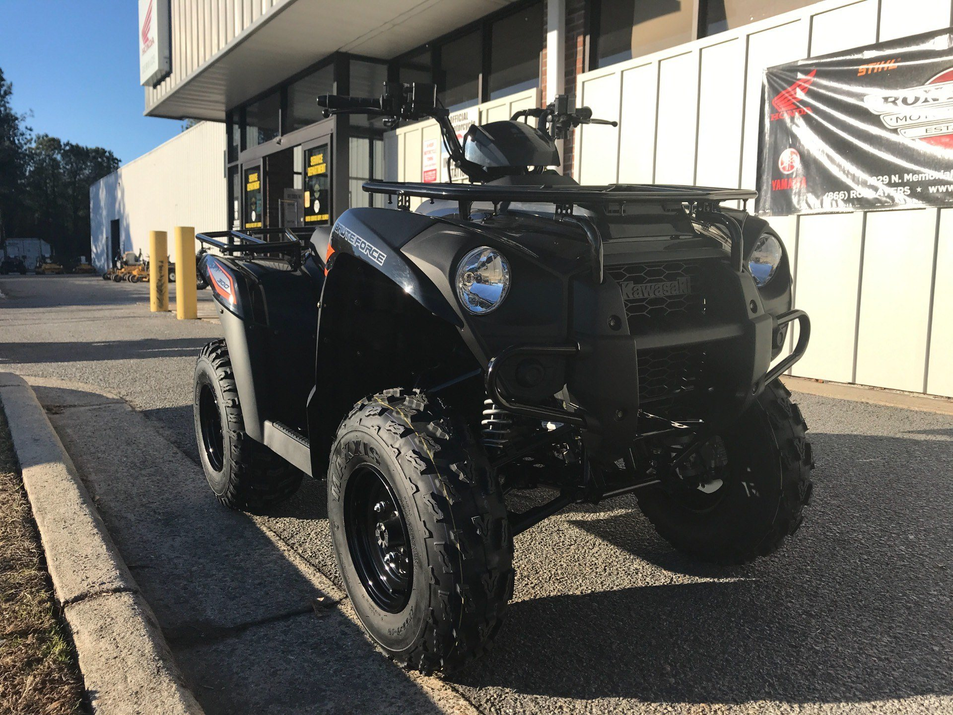 2018 Kawasaki Brute Force 300 in Greenville, North Carolina - Photo 3