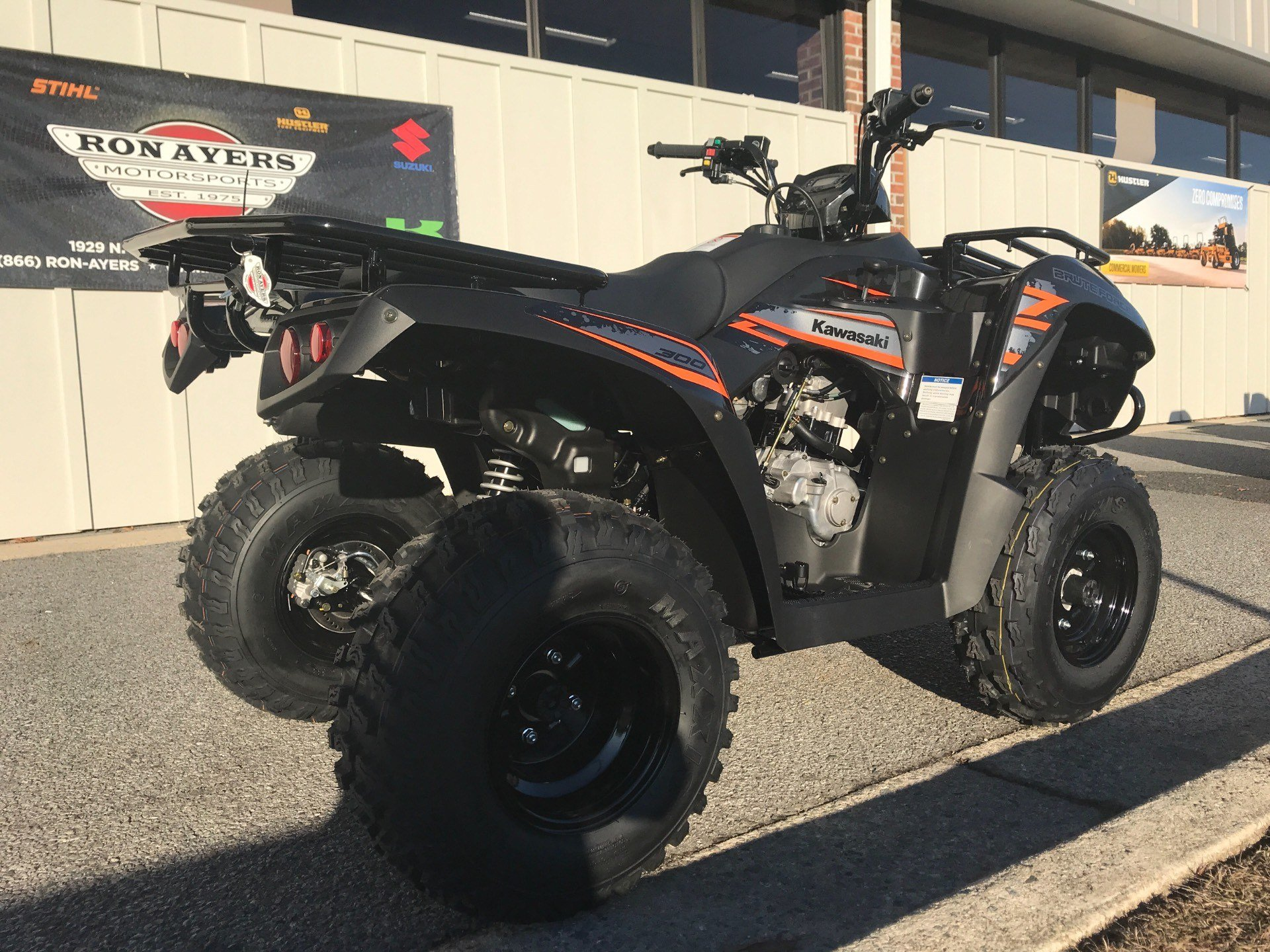 2018 Kawasaki Brute Force 300 in Greenville, North Carolina - Photo 8