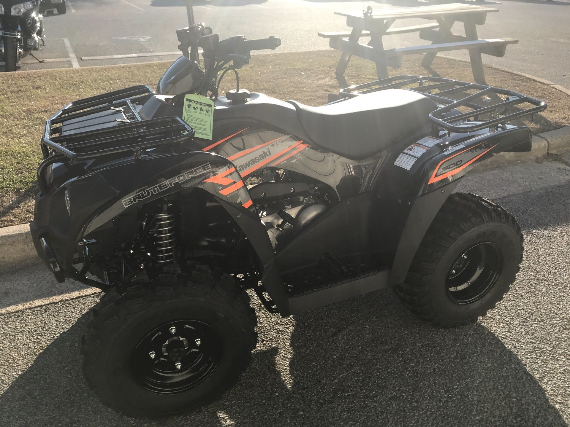 2018 Kawasaki Brute Force 300 in Greenville, North Carolina - Photo 11