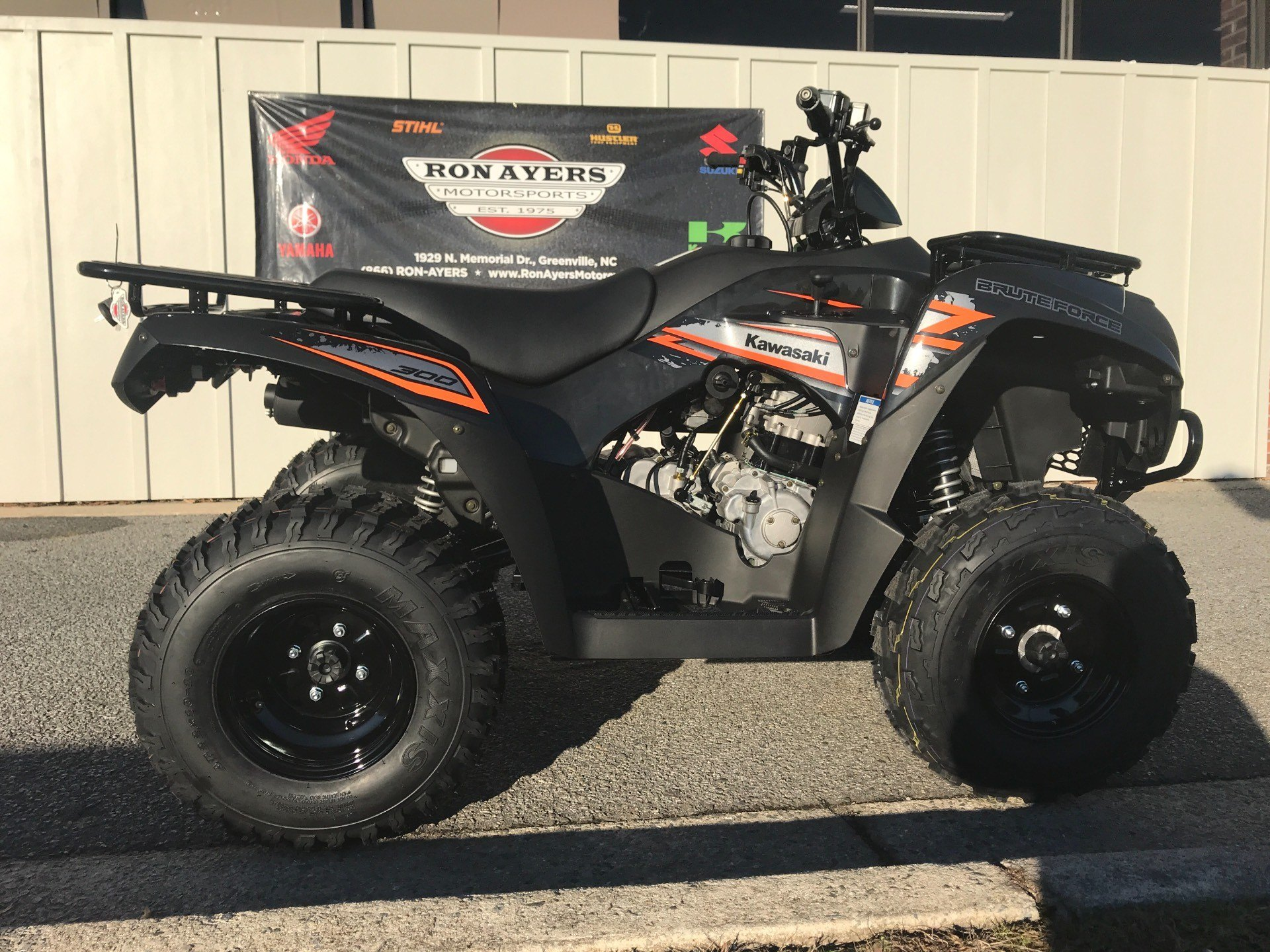 2018 Kawasaki Brute Force 300 in Greenville, North Carolina - Photo 12