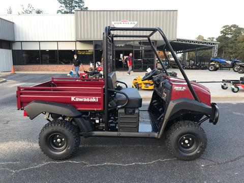 2021 Kawasaki Mule 4000 in Greenville, North Carolina
