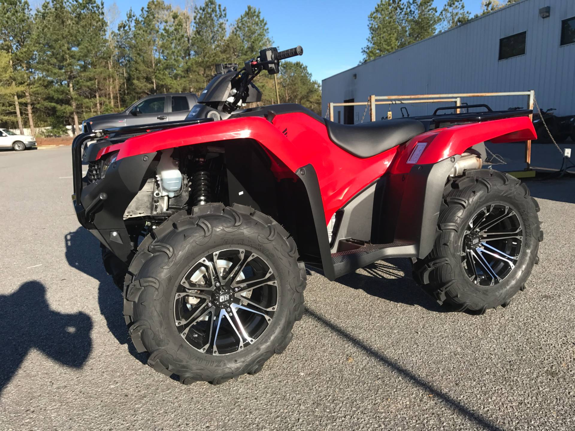 Scooters For Sale Greenville Nc >> 2017 Honda FourTrax Rancher 4x4 ES For Sale Greenville, NC : 11127