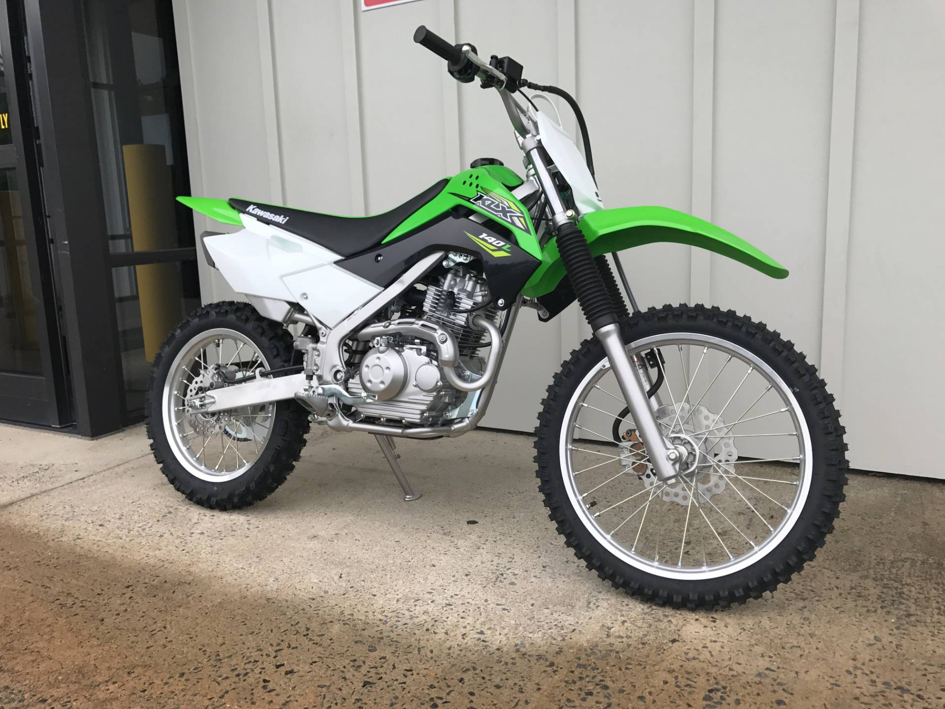 2018 Kawasaki KLX 140L in Greenville, North Carolina