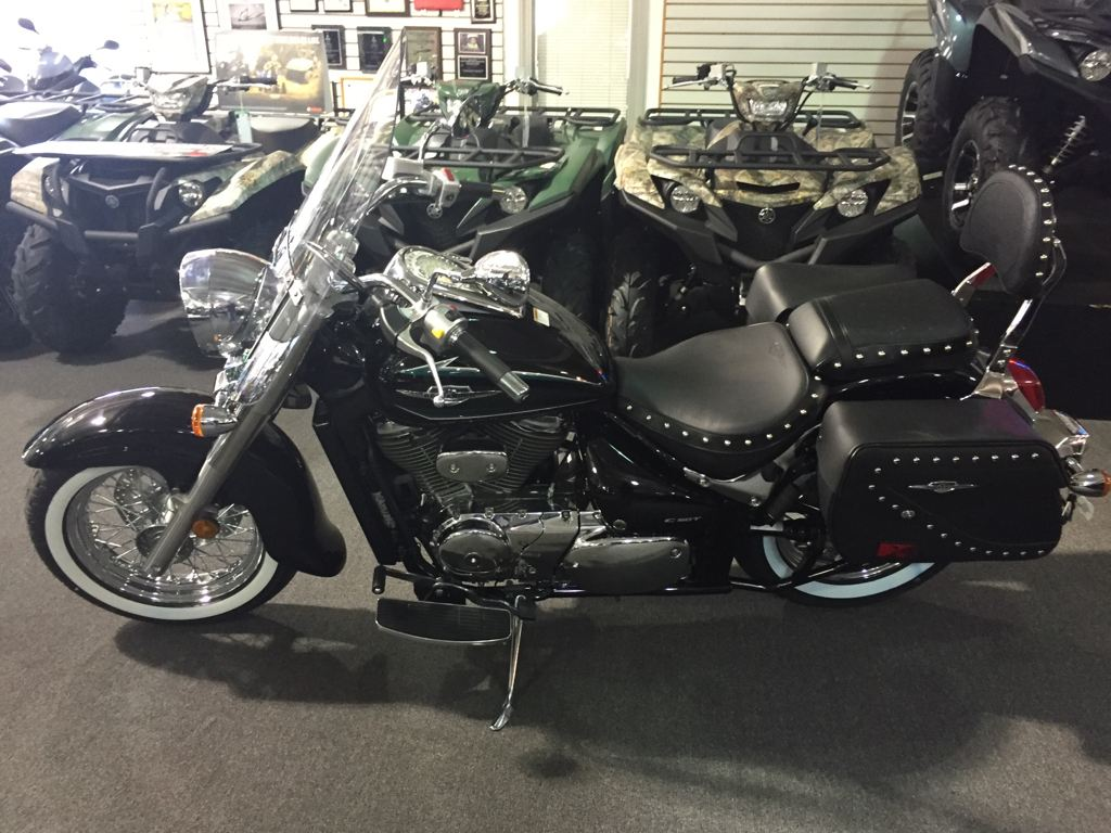 2016 Suzuki Boulevard C50T in Greenville, North Carolina