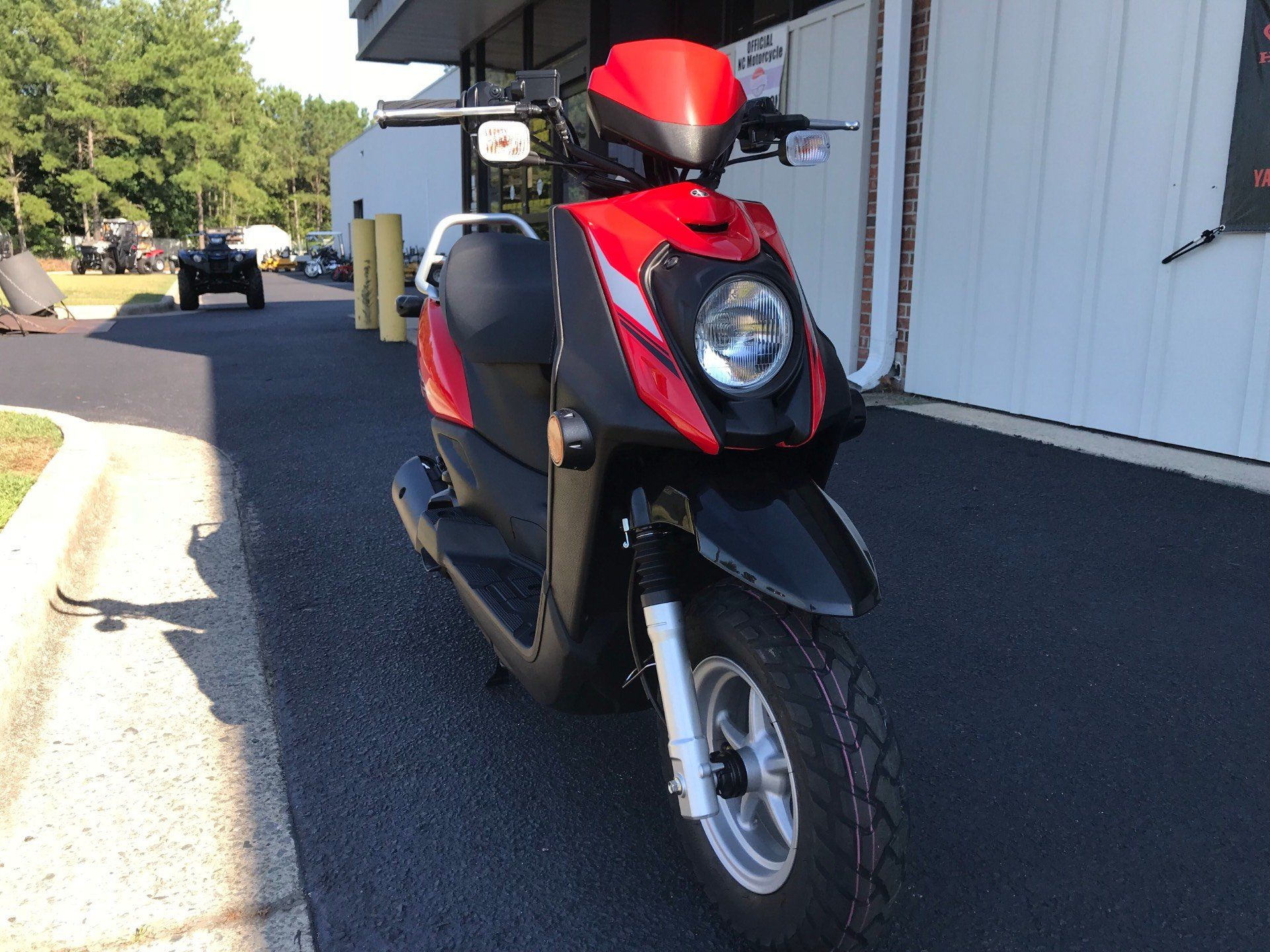 2018 Yamaha Zuma 50FX in Greenville, North Carolina - Photo 3