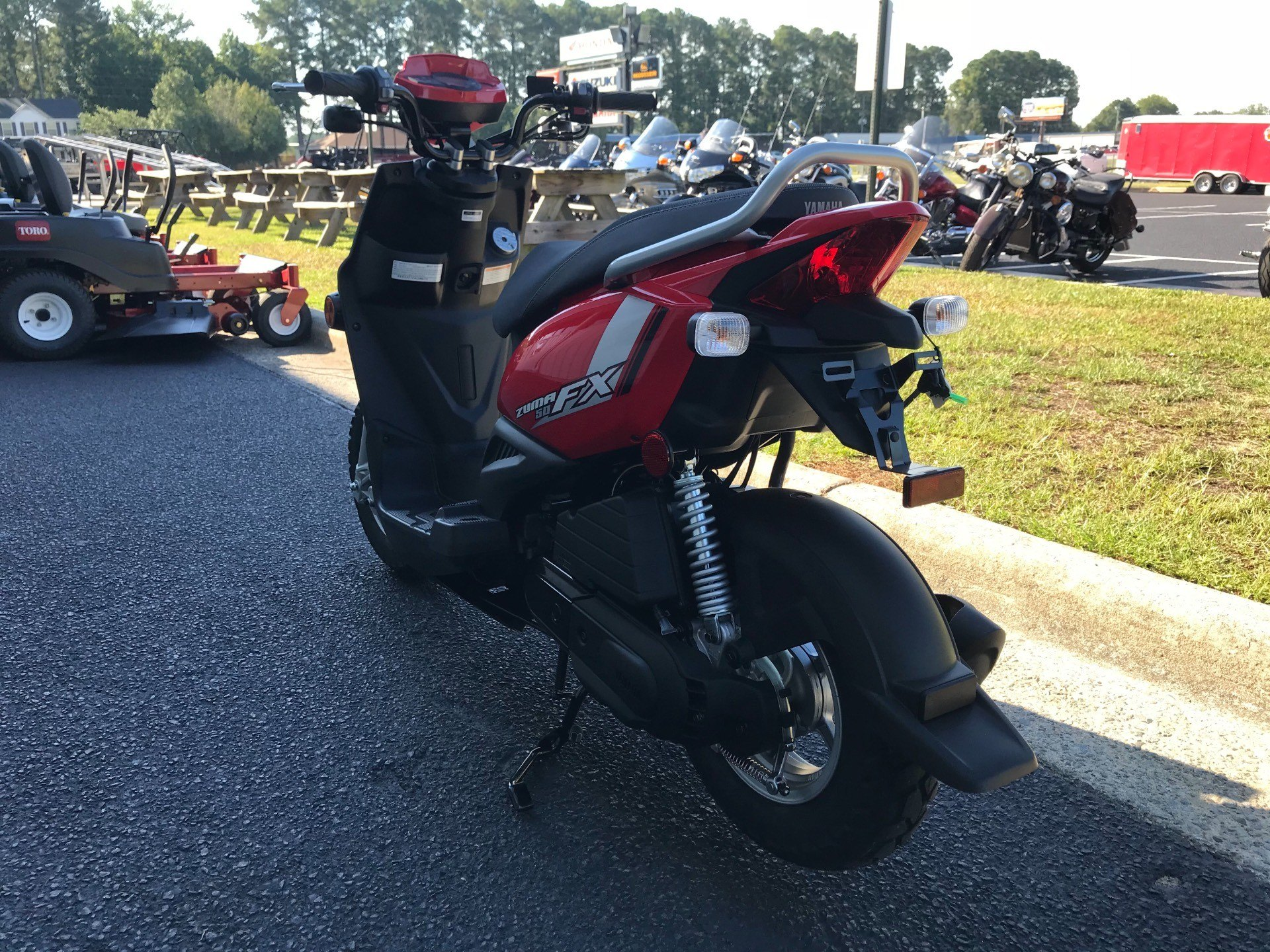 2018 Yamaha Zuma 50FX in Greenville, North Carolina - Photo 8