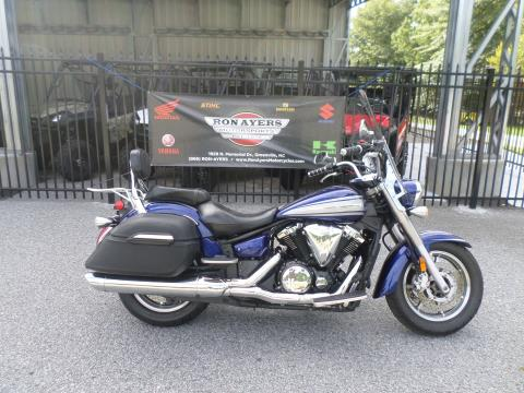 2009 Yamaha V Star 1300 Tourer in Greenville, North Carolina