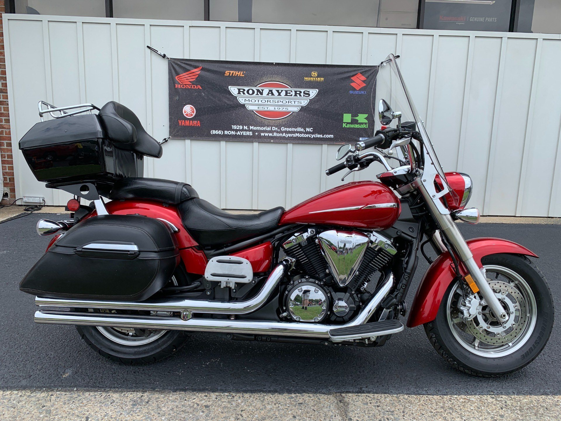 2007 Yamaha V Star® 1300 Tourer in Greenville, North Carolina - Photo 1