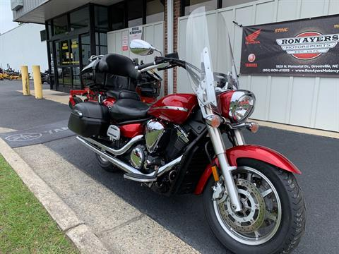 2007 Yamaha V Star® 1300 Tourer in Greenville, North Carolina - Photo 3