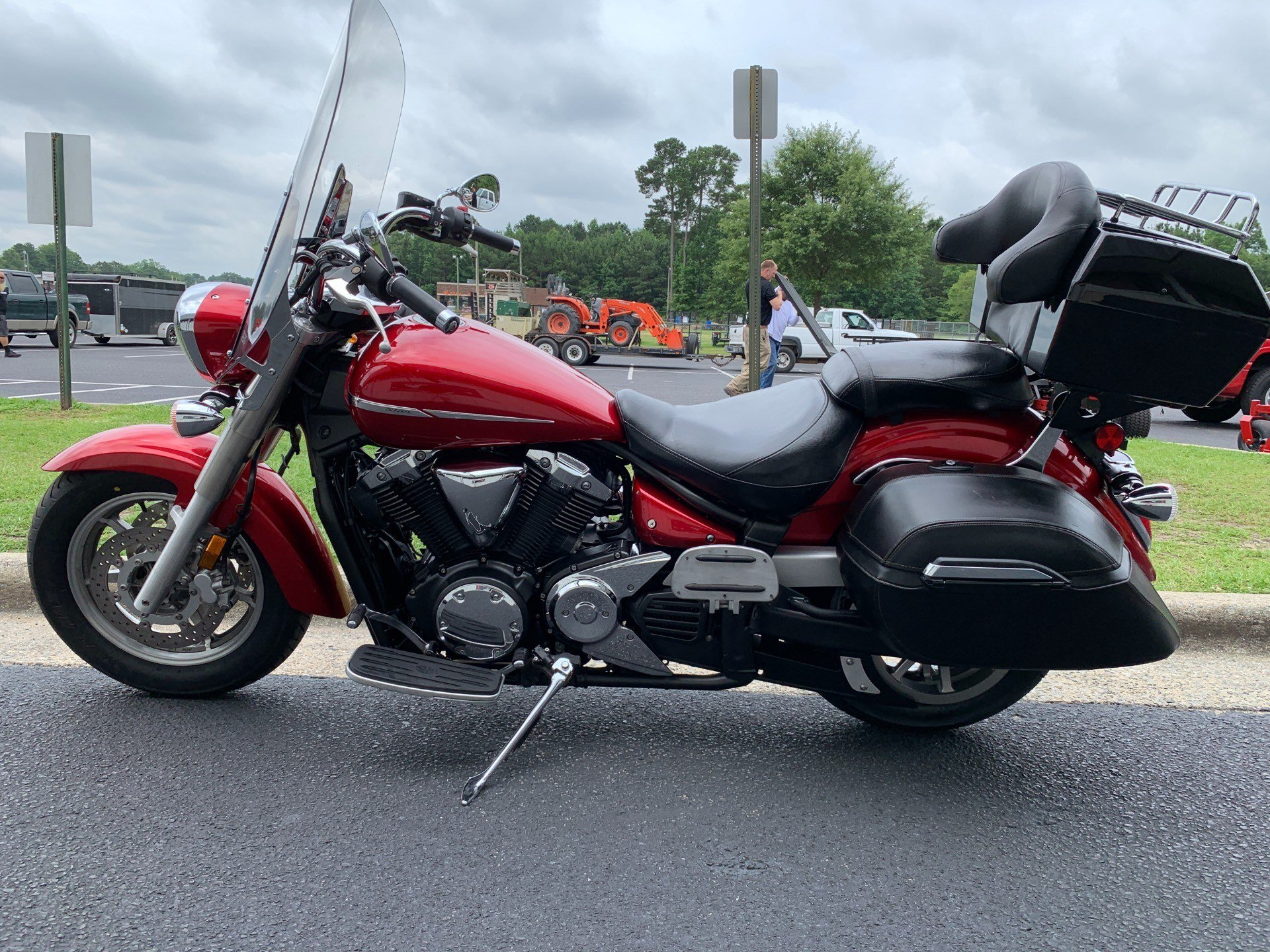 2007 Yamaha V Star® 1300 Tourer in Greenville, North Carolina - Photo 7
