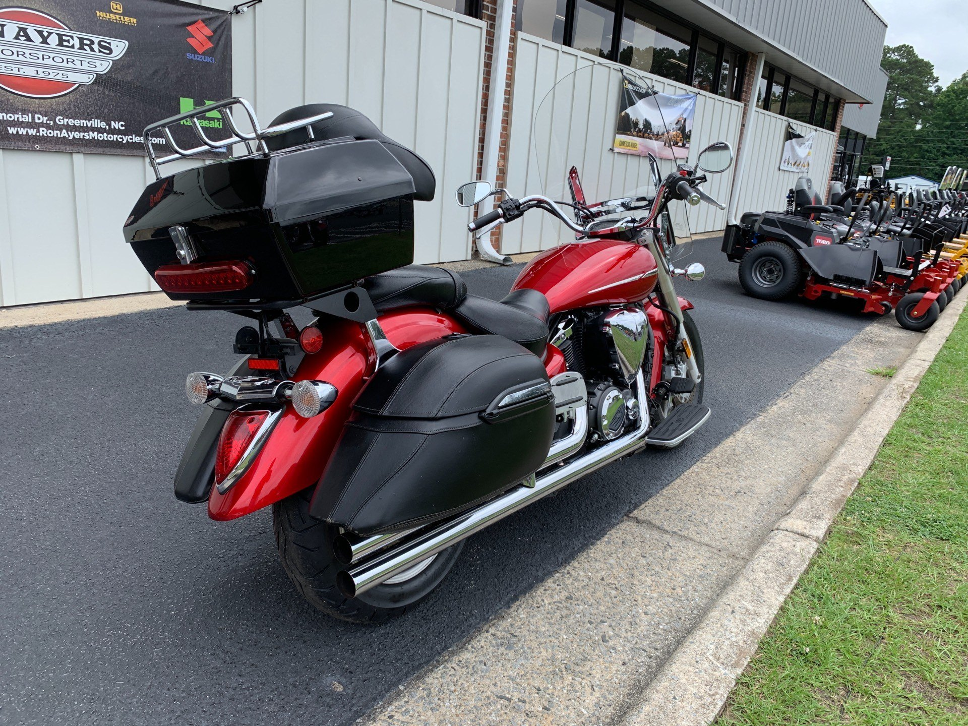 2007 Yamaha V Star® 1300 Tourer in Greenville, North Carolina - Photo 11