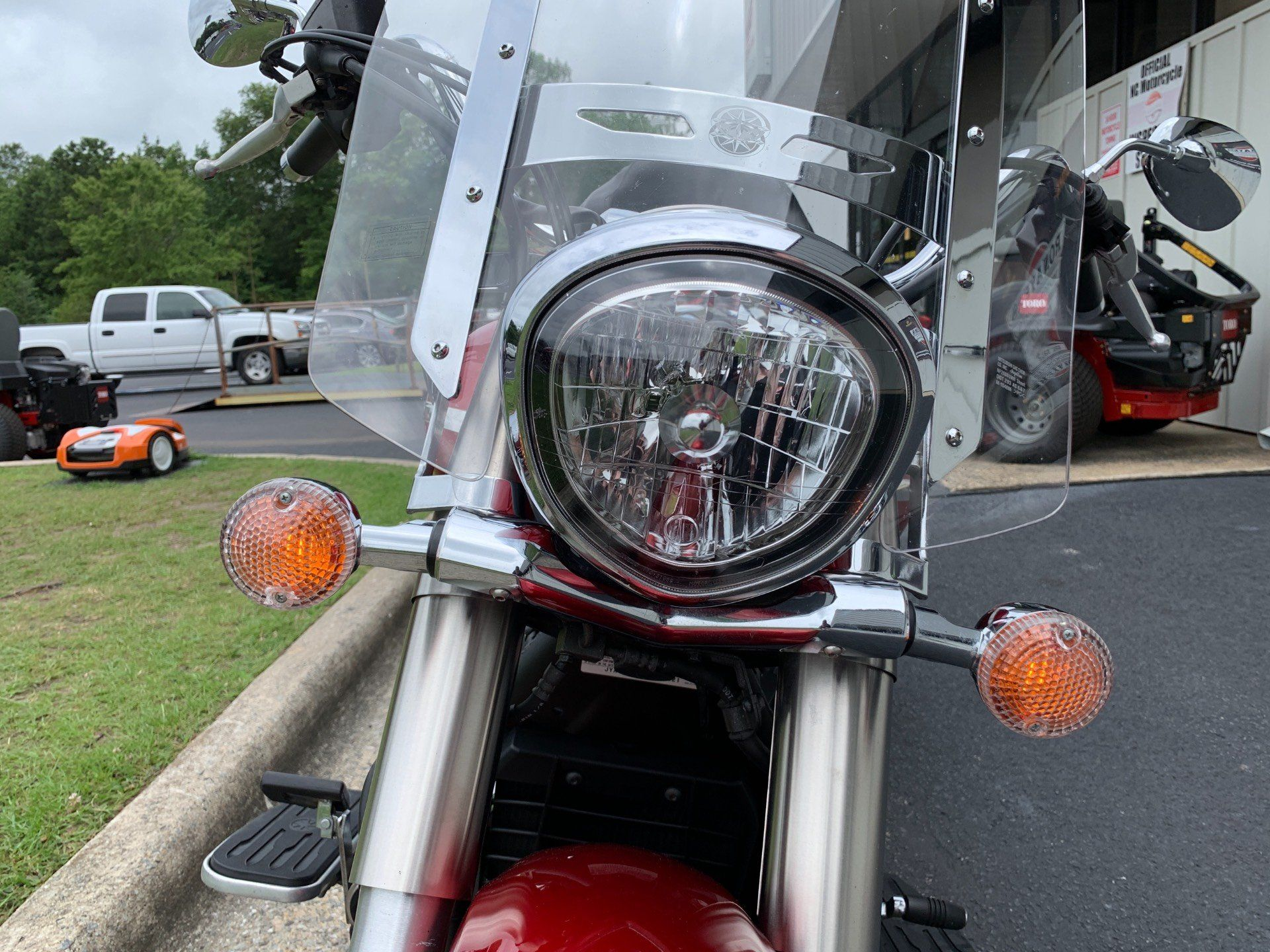 2007 Yamaha V Star® 1300 Tourer in Greenville, North Carolina - Photo 12