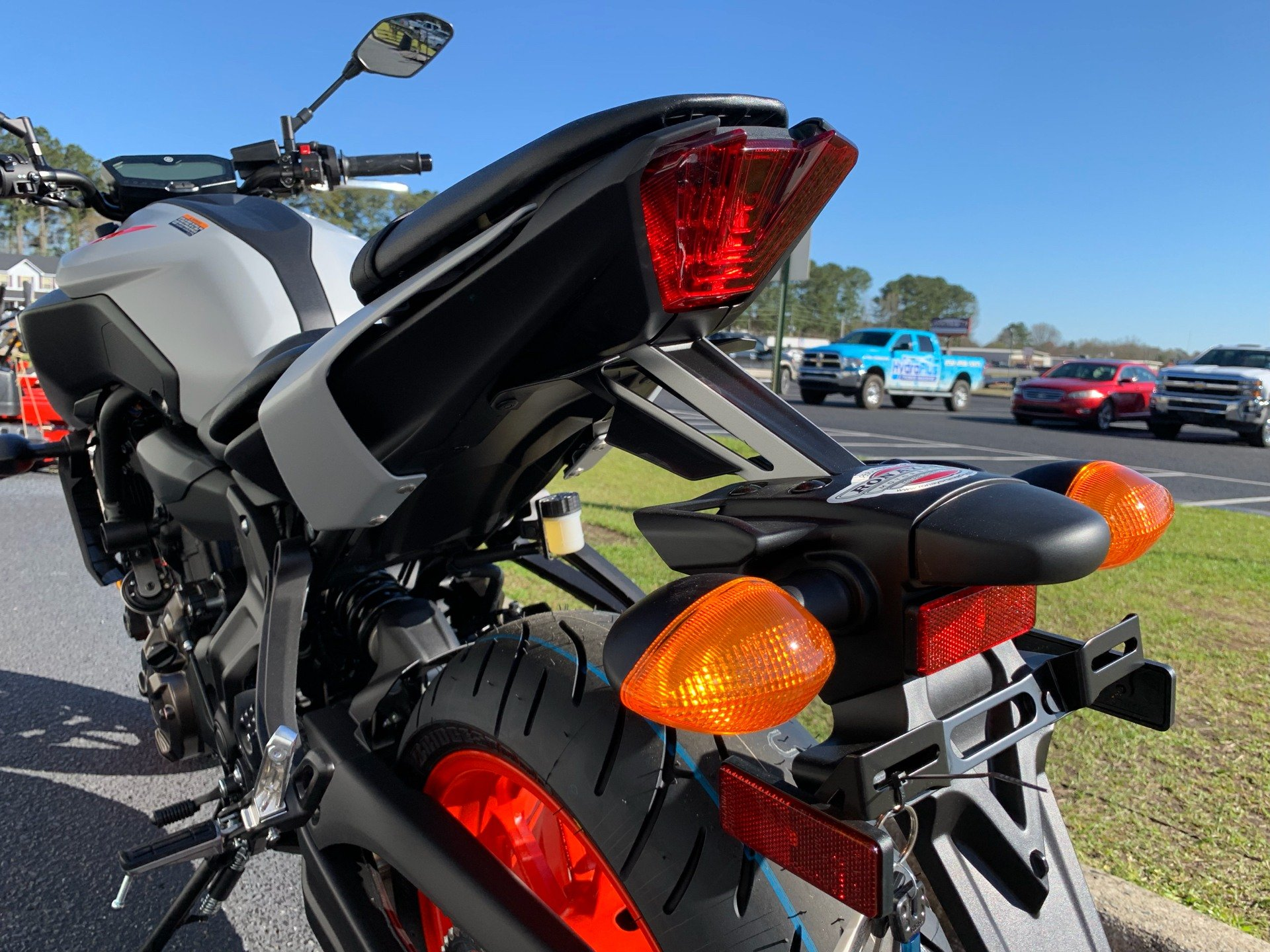 2019 Yamaha MT-07 in Greenville, North Carolina - Photo 20