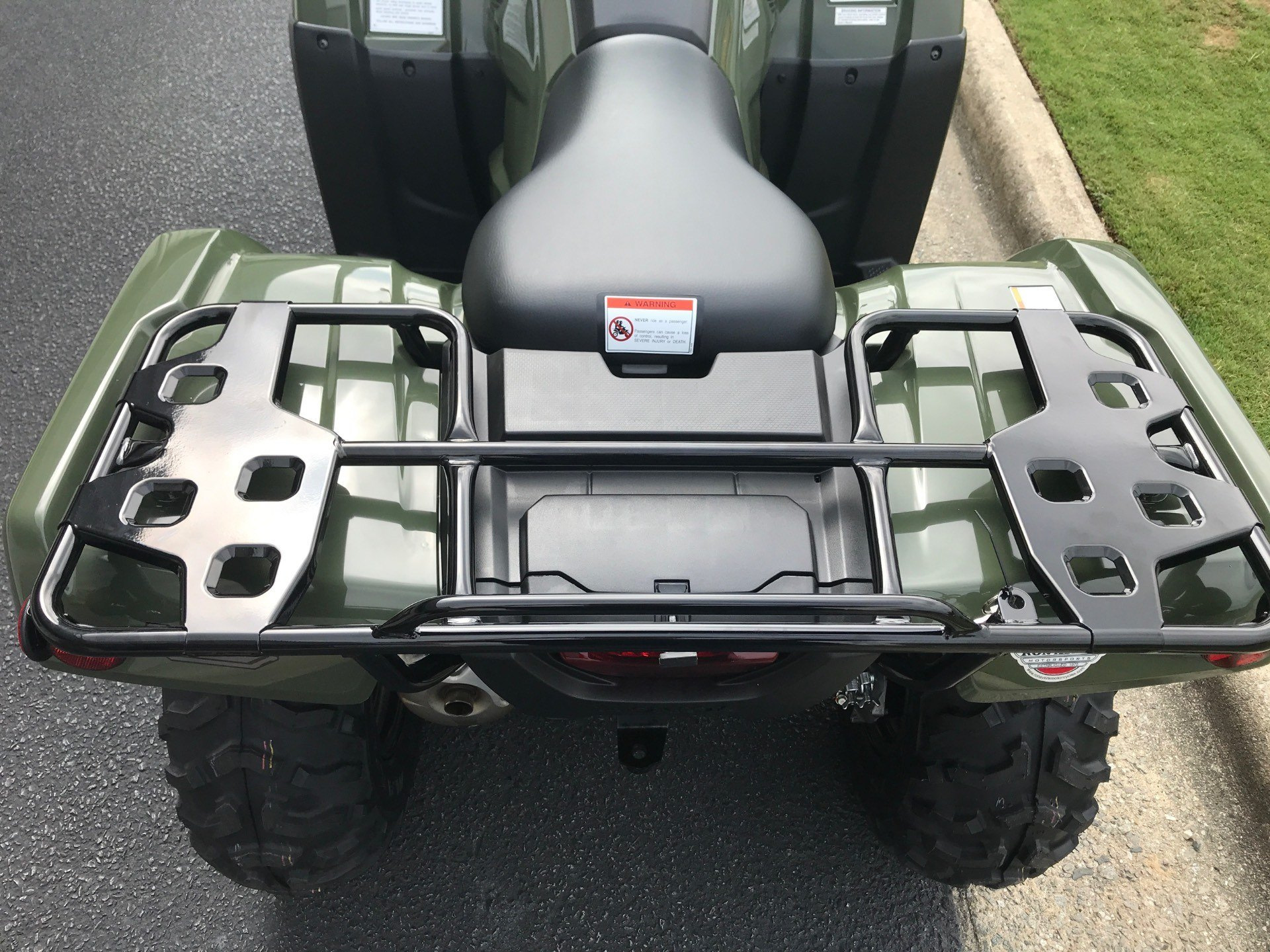 2021 Honda FourTrax Rancher 4x4 in Greenville, North Carolina - Photo 11