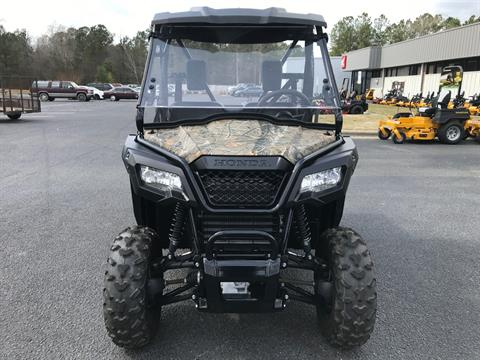 2020 Honda Pioneer 500 in Greenville, North Carolina - Photo 4