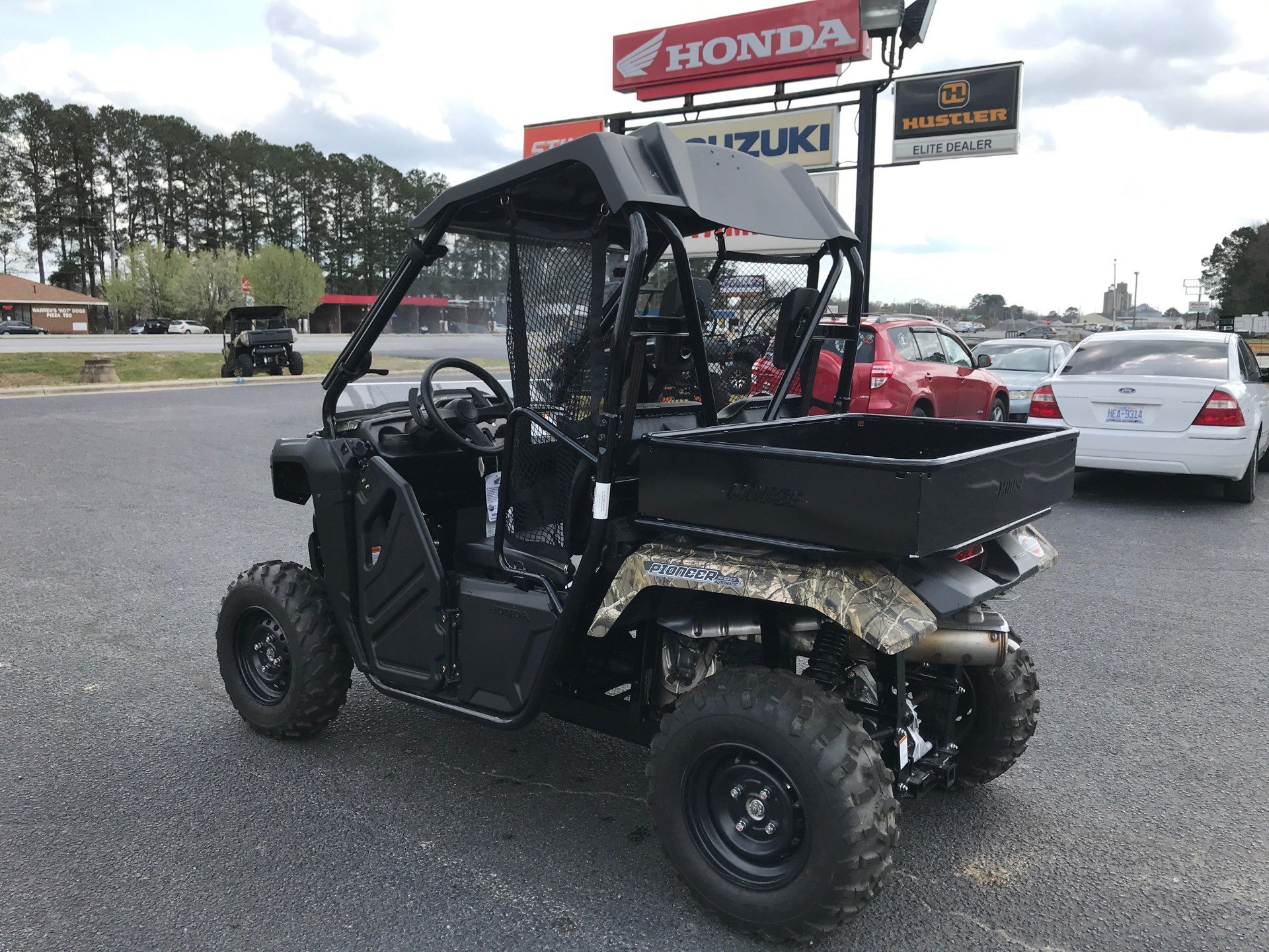 2020 Honda Pioneer 500 in Greenville, North Carolina - Photo 7