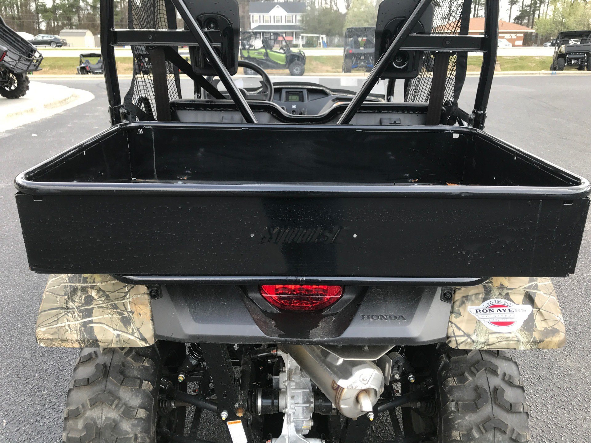 2020 Honda Pioneer 500 in Greenville, North Carolina - Photo 14