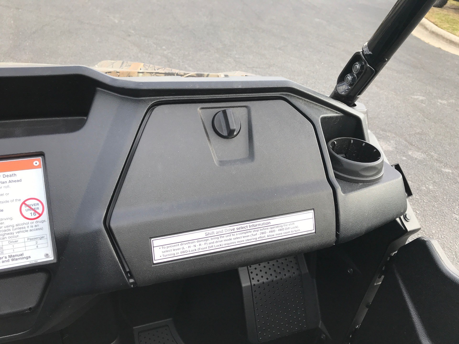 2020 Honda Pioneer 500 in Greenville, North Carolina - Photo 18