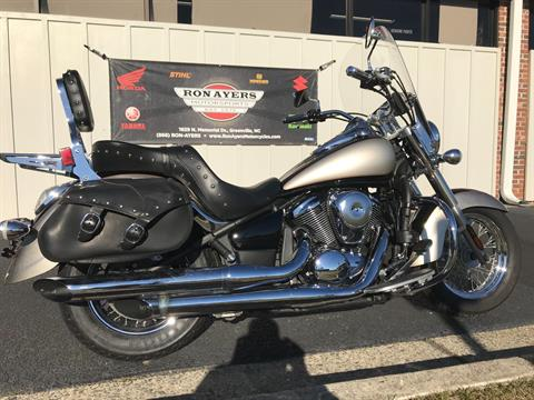 2011 Kawasaki Vulcan® 900 Classic LT in Greenville, North Carolina