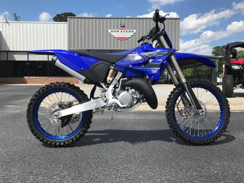 2021 Yamaha YZ125 in Greenville, North Carolina
